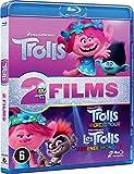 Trolls -Trolls + Tournée Mondiale-Inclus Version Francaise [Blu-Ray]