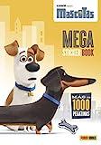 Mascotas. Mega Sticker Book