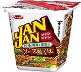 エースコック JANJAN焼そば コクソース 104g×12個