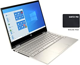"""2020_HP Pavilion x360 14"""" FHD Touchscreen 2-in-1 Laptop, Intel Core i5-1035G1 (Up to 3.60GHz), 8GB RAM, 256GB SSD, Webcam,..."""