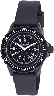 WW194006BK GSAR Swiss Made Military Issue Diver's Automatic Watch (Anthracite Black)