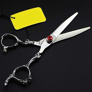 Thinning Hair Scissors, Hairdresser Scissors Set Professional Hair Cutting Scissors and Hairdressing Thinning Scissors for...