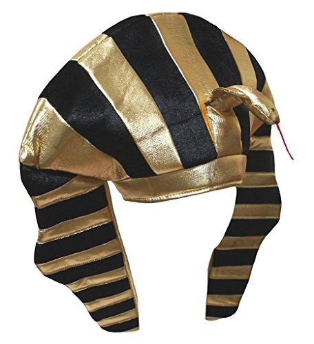 Petitebelle Halloween-Kostüm Tiere Hut Unisex-Kleidung Freie Größe Einheitsgröße Kind Ägypten Pharao