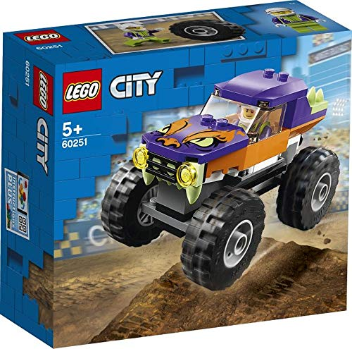 wow Lego City Monster Camión a partir de 5 años