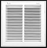 "Best Air Vent Filters - 12"" X 12 Steel Return Air Filter Grille Review"