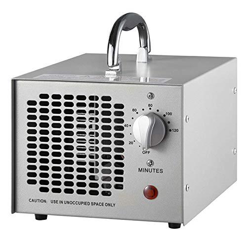 generatore di ozono grandi ambienti Generatore di Ozono Industriale 3500 Mg/H Alta Capacità O3 Filtro Aria Macchina per Grandi Ambienti-bianca