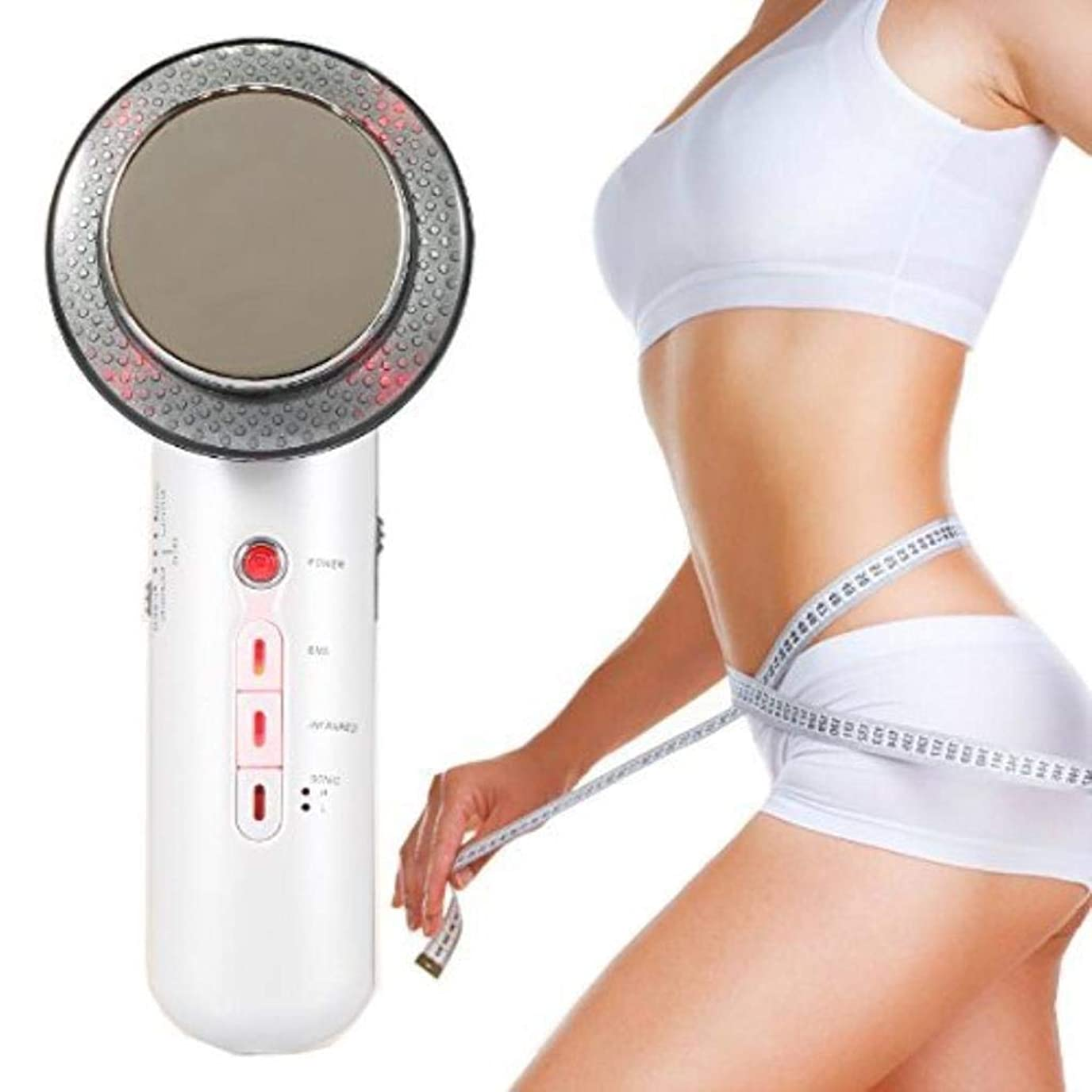 ホームレス温度計ゴージャスボディ痩身マシンフェイス若返り美容マッサージキャビテーションマシン脂肪セルライト除去機