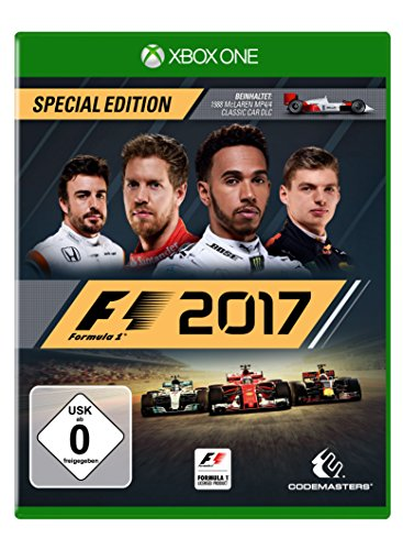 F1 2017 Special Edition - [Xbox One]