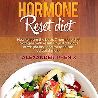 Hormone Reset Diet cover art