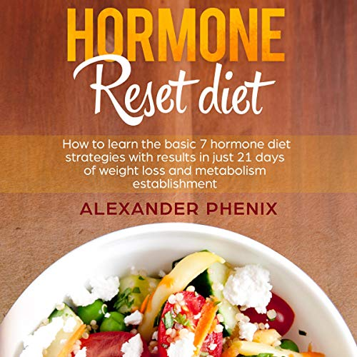 Hormone Reset Diet cover art