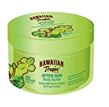 Hawaiian Tropic AfterSun Body Butter Lime Coolada - Crema Corporal After Sun con aroma Lima Colada, fórmula hipoalergénica de hidratación intensa, formato 200 ml