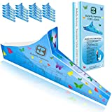 Butterfly Harmony S3 (20 Funnels) Disposable Paper Female Urination Device, Women Urinals Portable, Toilet Funnel Urinal for Camping, Pee Urine Devices for Travel She Girl Woman