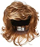 Raquel Welch Breeze, Short Textured Layers With A Feathered Bob Style Hair Wig For Women, R14/25 Honey Ginger by Hairuwear