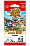 Paquet de 3 cartes : 'Animal Crossing' - New Leaf Welcome amiibo