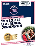 SAT & College Level Reading Comprehension