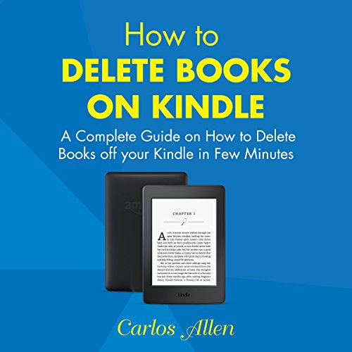 How to Delete Books on Kindle cover art