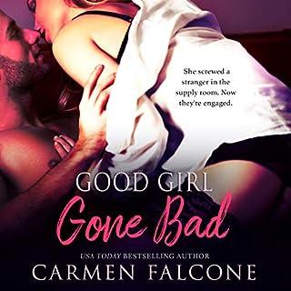 Good Girl Gone Bad audiobook cover art