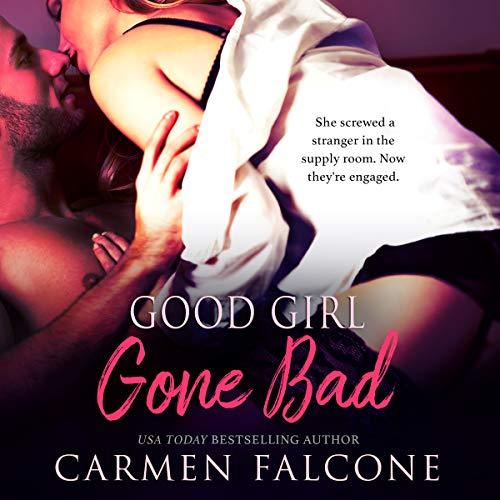Good Girl Gone Bad audiobook cover art