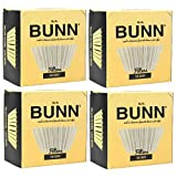 BUNN BCF100-B 100-Count Basket Filter (Pack of 4)