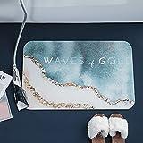 HYY-YY Area Rugs - Felpudo para baño (40 x 55 cm)