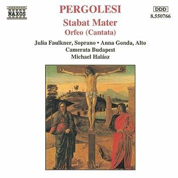 PERGOLESI: Stabat Mater / Orfeo