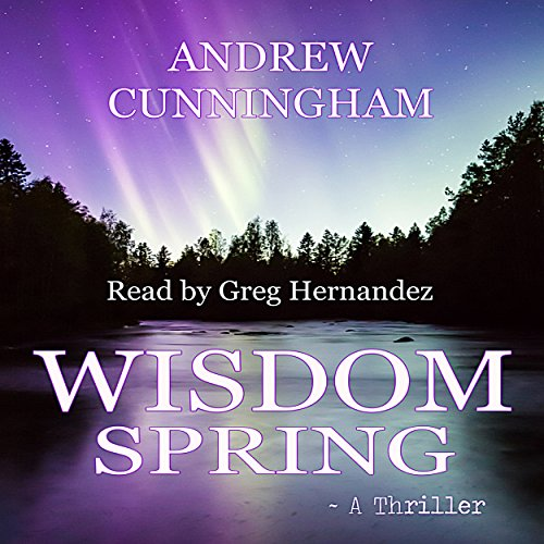 Wisdom Spring audiobook cover art