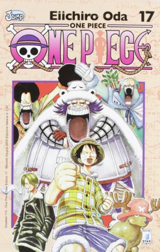 One piece. New edition (Vol. 17)