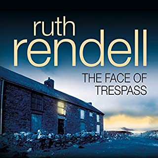 The Face of Trespass audiobook cover art