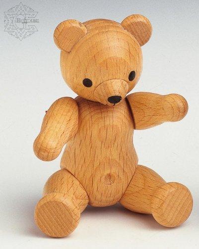 Teddy Groß, natur 14 cm