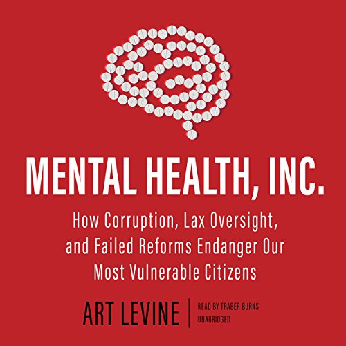 Mental Health, Inc. audiobook cover art