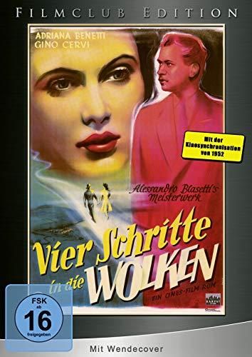 Vier Schritte in die Wolken (Die Lüge einer Sommernacht) - Limitierte Auflage von 1200 Stück - Filmclub Edition # 86