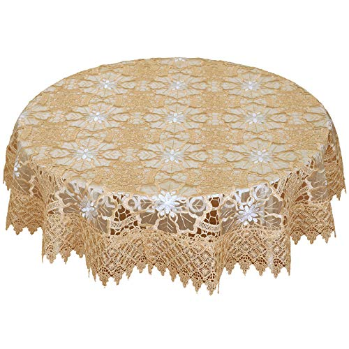 Top 10 accent table clothes round for 2021