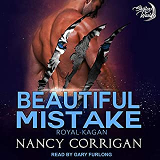 Beautiful Mistake: The Royal Shifters audiobook cover art