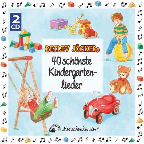 Detlev Jöckers 40 schönste Kindergartenlieder (inkl. Liederbuch-Download)