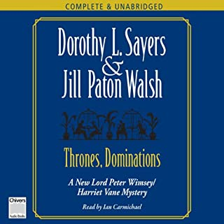 Thrones, Dominations cover art