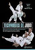 Techniques de Judo - De la Ceinture Blanche a la Ceinture Noire - AMPHORA - 25/08/2017