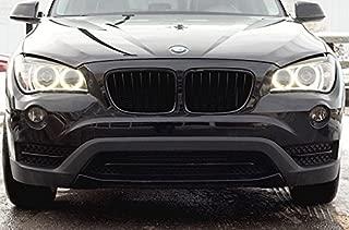 K/ÜHLERGITTER K/ÜHLERGRILL NIEREN F/ÜR BMW X1 09-15 CHROM//GRAU E84