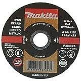 Makita p-53017–Disco di taglio metallo 115mm x 1.6mm...