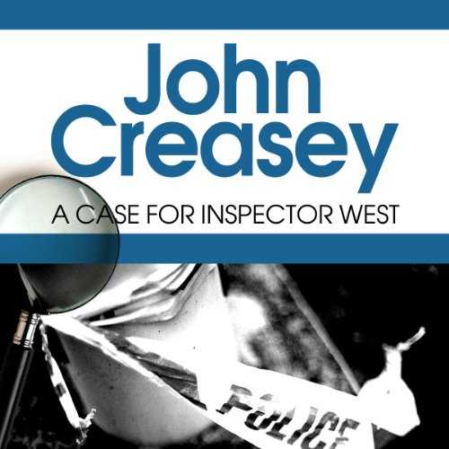 A Case for Inspector West cover art