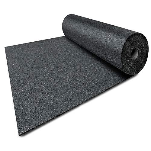 Bautenschutzmatte 6 mm von 1-5 m Länge auswählen (5mx1,25 m) Plus 250 Ml Scheibenfrostschutz