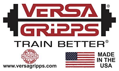 VERSAGRIPPS®PROオーセンティック。世界最高峰のトレーニングアクセサリー。アメリカ製(MED/LG-Black)