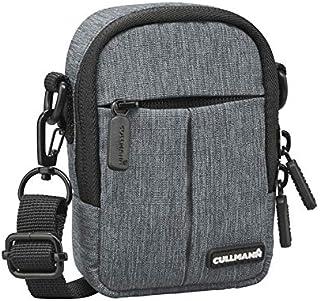 Cullmann Malaga Kompakt '300' Kameratasche für Kompaktkamera, 7 x 11 x 4 cm Grau