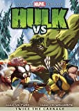 Hulk Vs. Thor / Hulk Vs. Wolverine (Twice The Carnage)