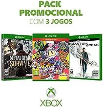 Kit Game Metal Gear Survive + Super Bomberman R + Quantum Break - Xbox One