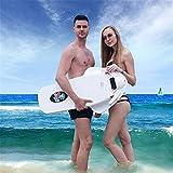 F2 ABS Scooter de mer électrique 3200 W 36 V Surf sur l'eau Planche à roulettes Moteur Planche de Surf hélice de Suspension indépendante