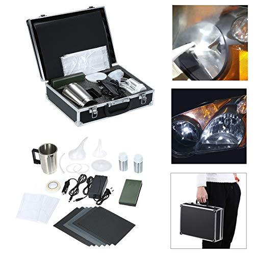 IJeilo Auto Accessoires Automobile Koplamp Restauratie Kits Auto Koplamp Poolse Reparatie Tool Glas Scratch Reparatie Koplamp Renovatie Auto benodigdheden