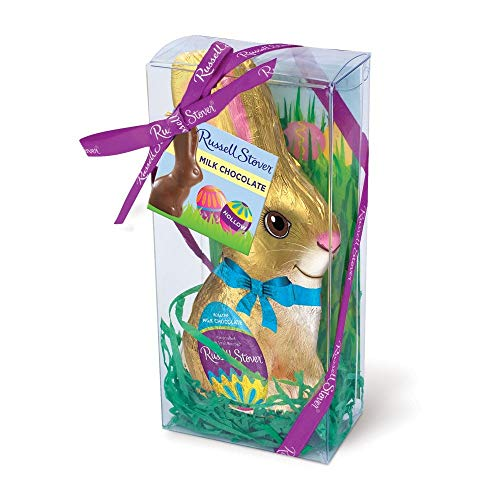 Russell Stover Hollow Bunny Milk Chocolate, 3.0 OZ (one count)