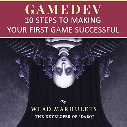 Gamedev cover art