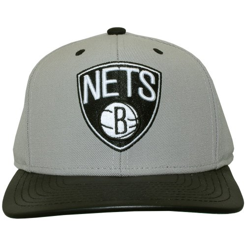 Mitchell & Ness - Casquette Snapback Homme Brooklyn Nets Colt