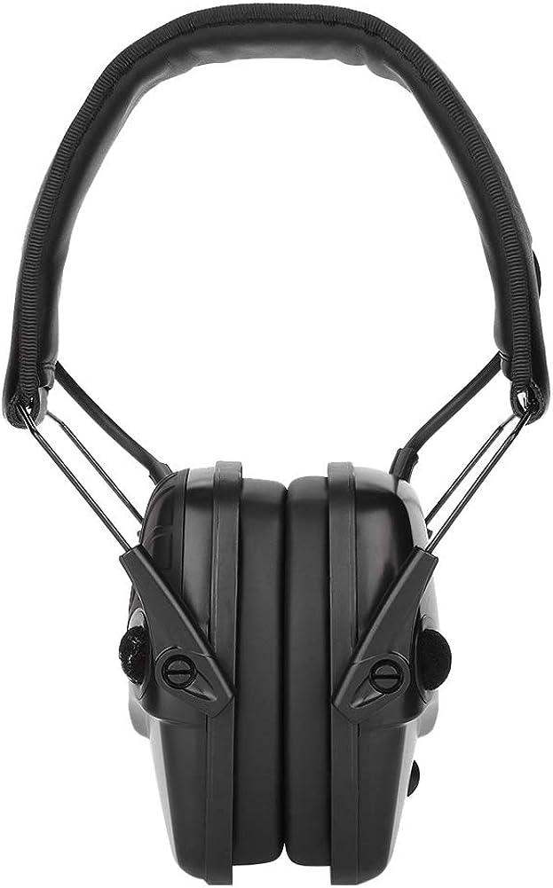 ストアー Electronic Shooting Earmuff 22dB Noise Sound Sport Reduction 本店 Am